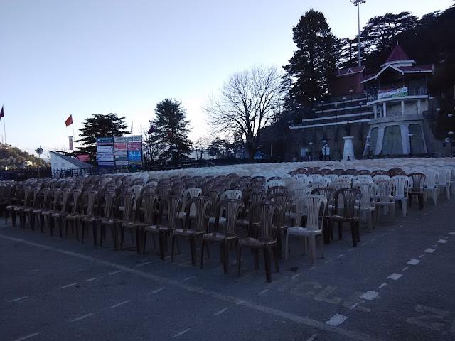 republic day in shimla