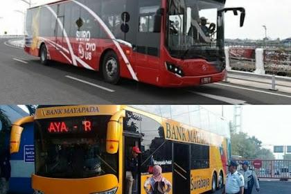 5 Fakta Unik Suroboyo Bus yang Perlu Diketahui