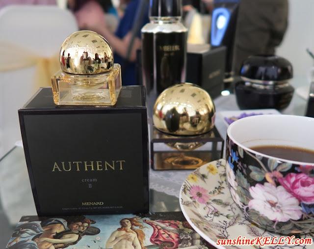 MENARD AUTHENT Cream II Luxurious Multi Function Cream