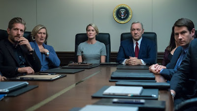 Unlock House of Cards season 5 on Netflix USA outside the United States