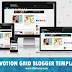 Devotion Grid Responsive Blogger Template