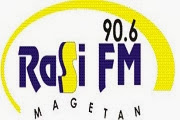Streaming Radio Rasi FM 90.6 Magetan