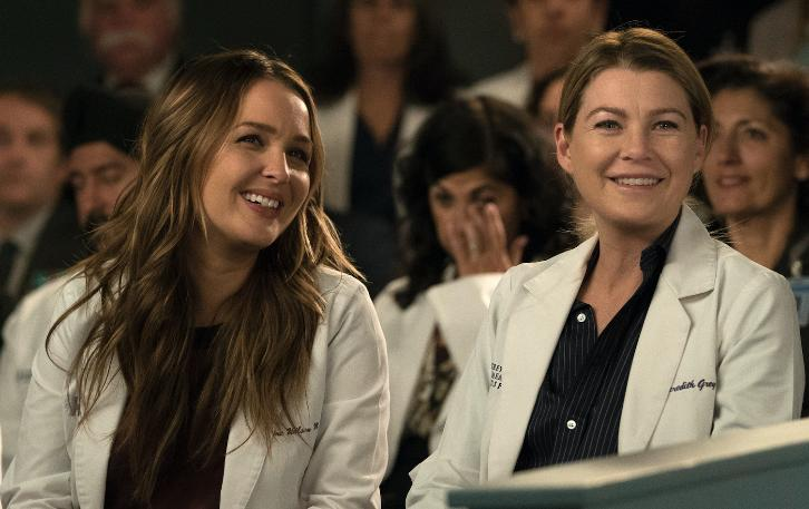 Grey\'s Anatomy - Episode 14.20 - Judgment Day - Promo, Sneak Peek ...