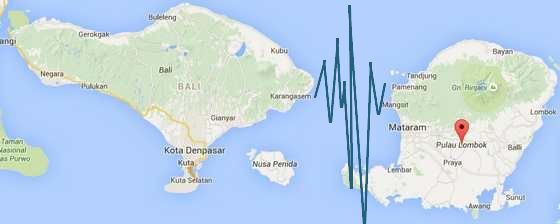 the magnitude 5 quake shook the island of bali and lombok this morning thursday november 9 2017 at 5 54 am the epicenter located at coordinates 8 26 ls