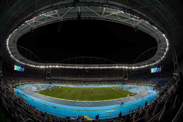 Atletismo - Foto de Renato Sette Camara