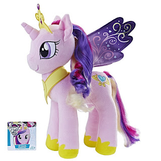 12 Inch Princess Cadance Plush Listed on Amazon + Photo