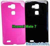 Carcasa Gel Huawei Mate 7
