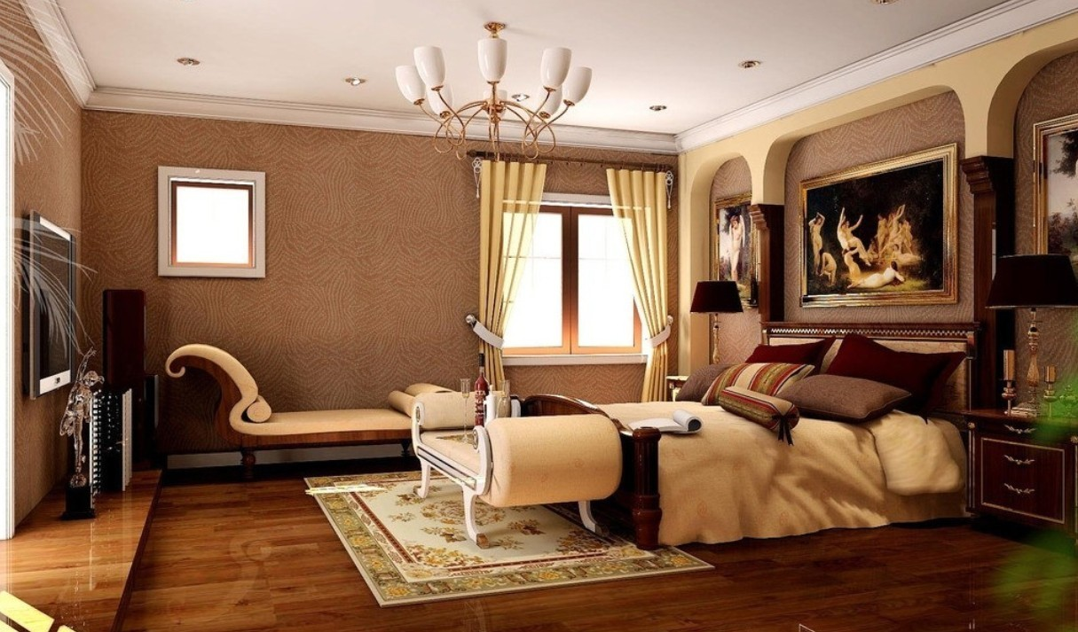 15 dekorasi kamar tidur utama mewah dan modern for Dekor kamar hotel buat ulang tahun