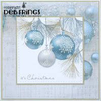 It's Christmas - photo by Deborah Frings - Deborah's Gems