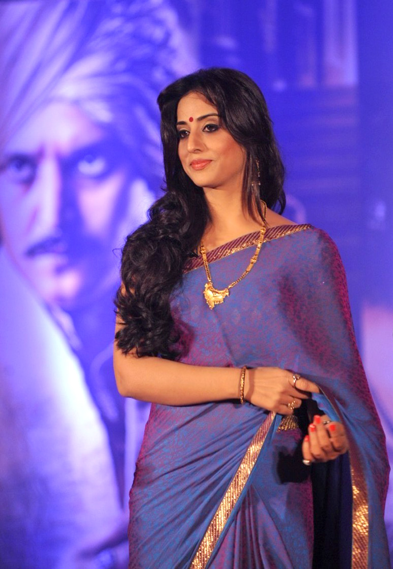 Mahie gill in saree looking glorious and superb