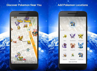 Poke Radar for Pokemon GO v1.6 Apk Terbaru 2016