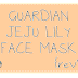 Guardian Jeju Lily Face Mask