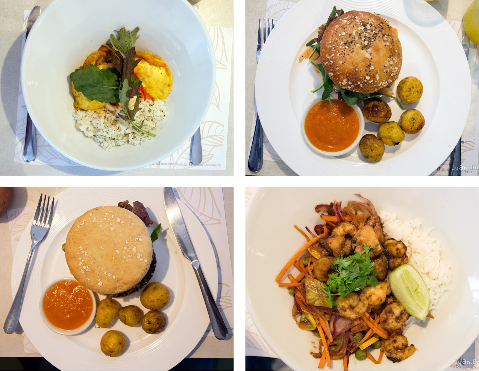 mascabado, restaurante granada, cocina artesanal, cali colombia, casa de te, comida fusión, restaurante saludable