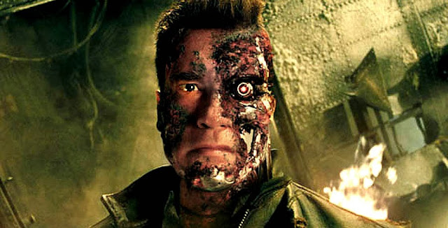 Arnold Schwarzenegger în Terminator 3
