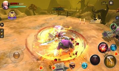 Download Demon Hunter v1.2 Mod Apk
