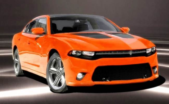 2018 charger concept