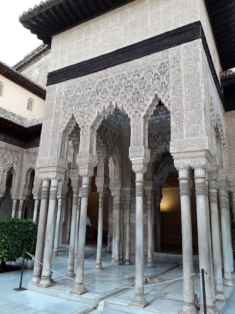 Nazari Palace, The Alhambra