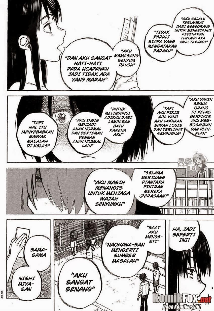 Koe no Katachi Chapter 44-12