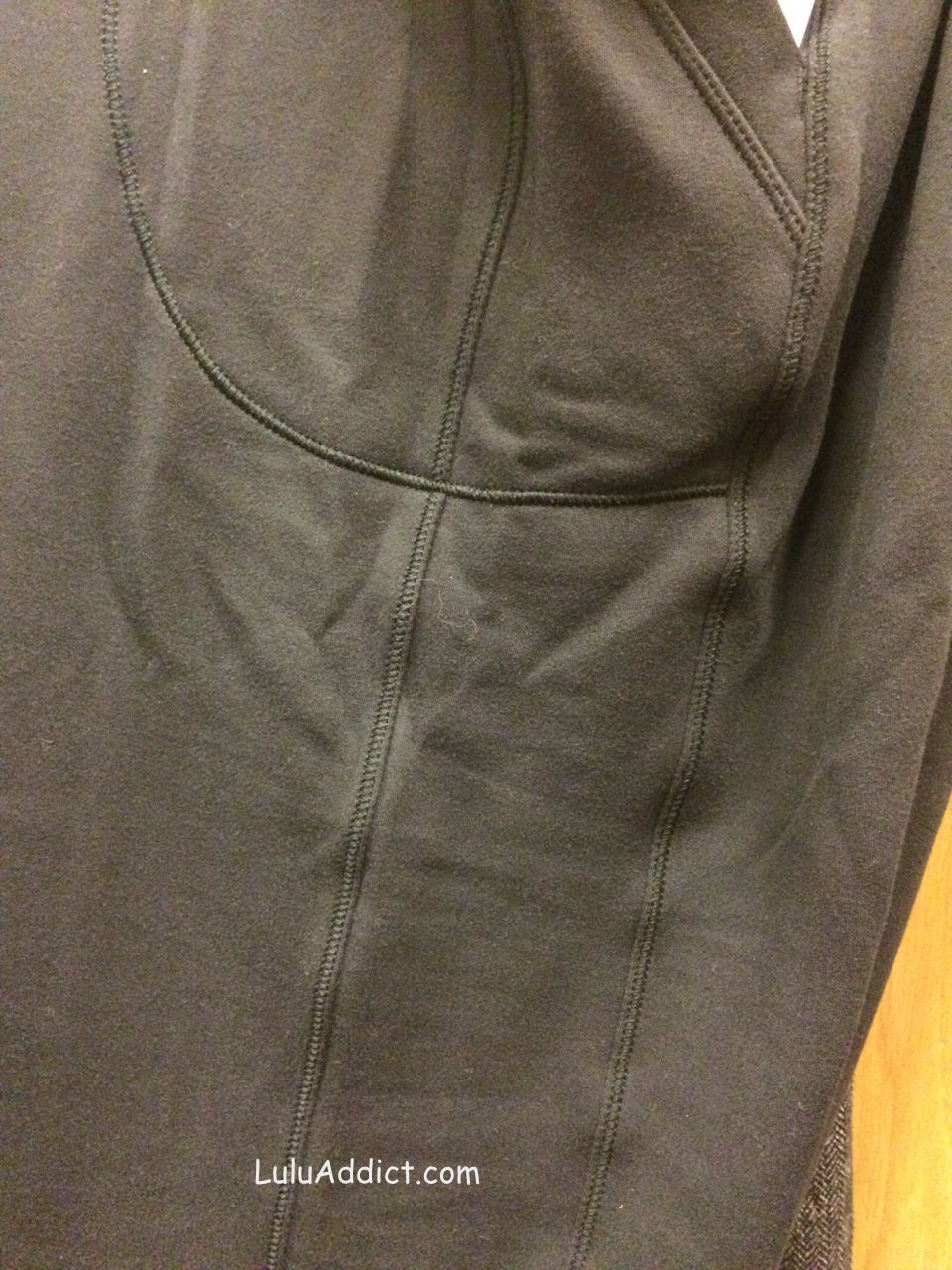 lululemon base runner pant details