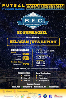 Business Futsal Competition