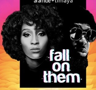Aramide & Timaya - Fall On Them