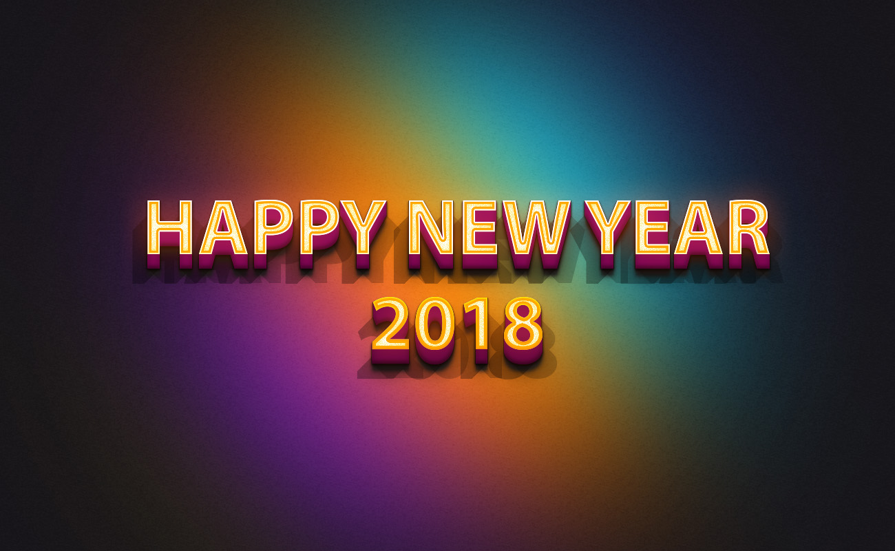 happy new year 2018 wishes for family parents children friends