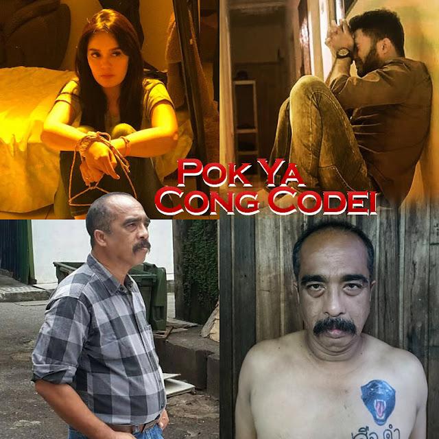 Telemovie Pok Ya Cong Codei Lakonan Sabri Yunus, Fikry Ibrahim, Uqasha Senrose