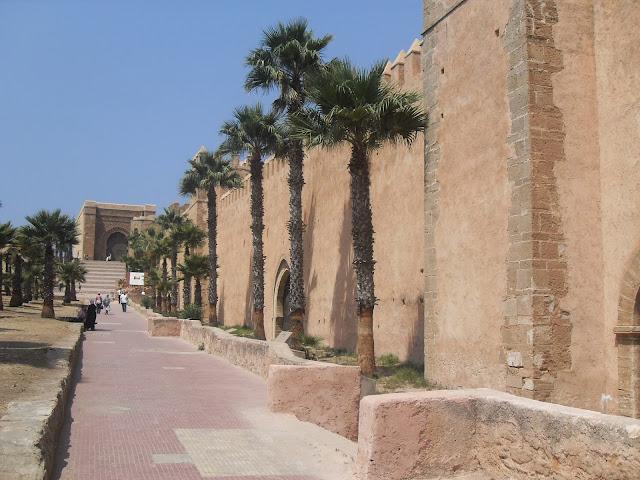 Murallas de la Kasba de Rabat