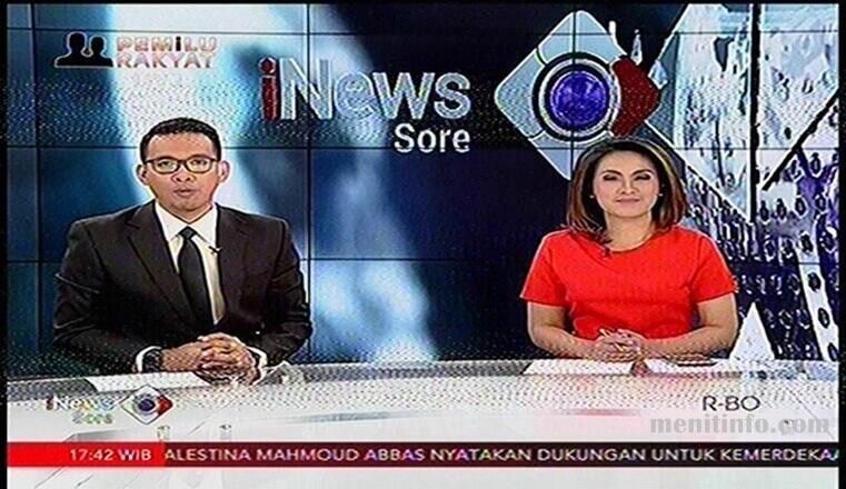 INews TV: Frekuensi INews TV Di Satelit Palapa D Terbaru 2018