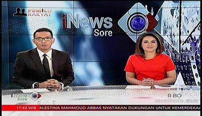 frekuensi inews tv terbaru