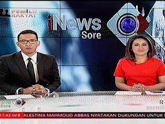 Frekuensi iNews TV di Satelit Telkom 4 Update Terbaru