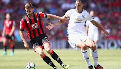 Manchester United empata contra el Bournemouth