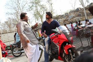 Naveen Sanjay Tanishq Rajan Starring Saranam Gacchami Movie Gallery  0030.jpg