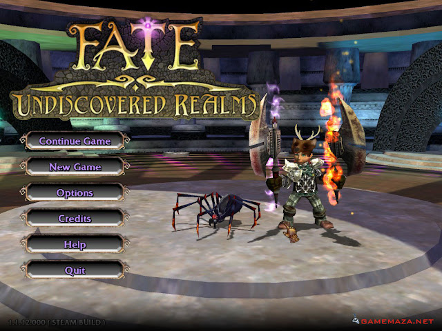 Fate Undiscovered Realms Gameplay Screenshot 1