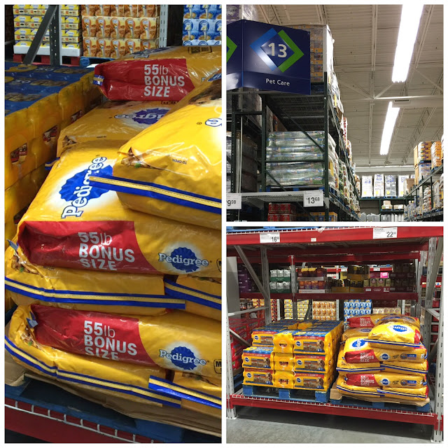 PEDIGREE® is available at Sam's Club #PedigreeGives #ad