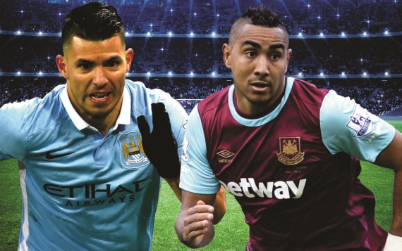West Ham travel to the Etihad Stadium to take on Pep Guardiola's Manchester City in a Super Sunday humdinger.