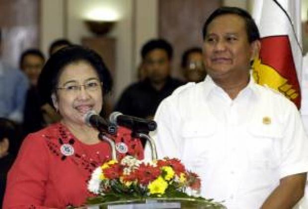 Prabowo Subianto Danjen Kopassus Dilema Seperti Ibu Megawati, Maju Atau Hanya Menjadi King Maker