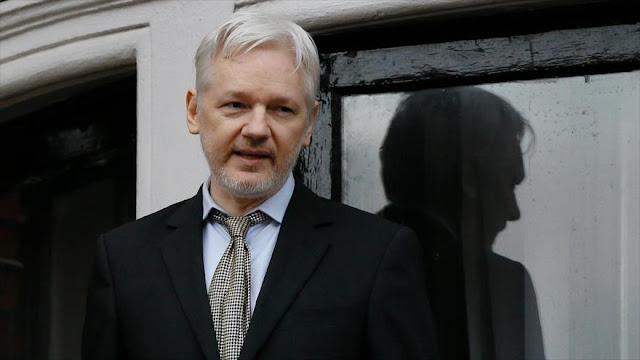 Suecia cierra la causa por violación contra fundador de Wikileaks