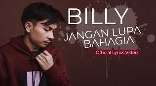 Download Lagu Billy Joe Ava Jangan Lupa Bahagia Mp3