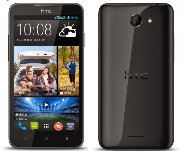 HTC Desire 316, Chinese market-oriented, Snapdragon 200, Qualcomm