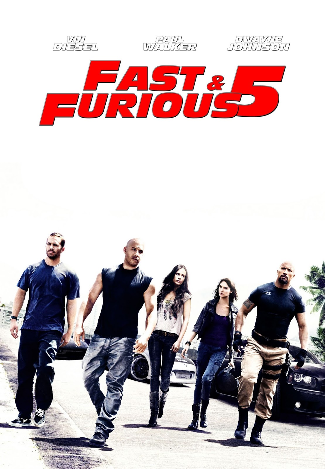 Fast And Furious Five Kinox