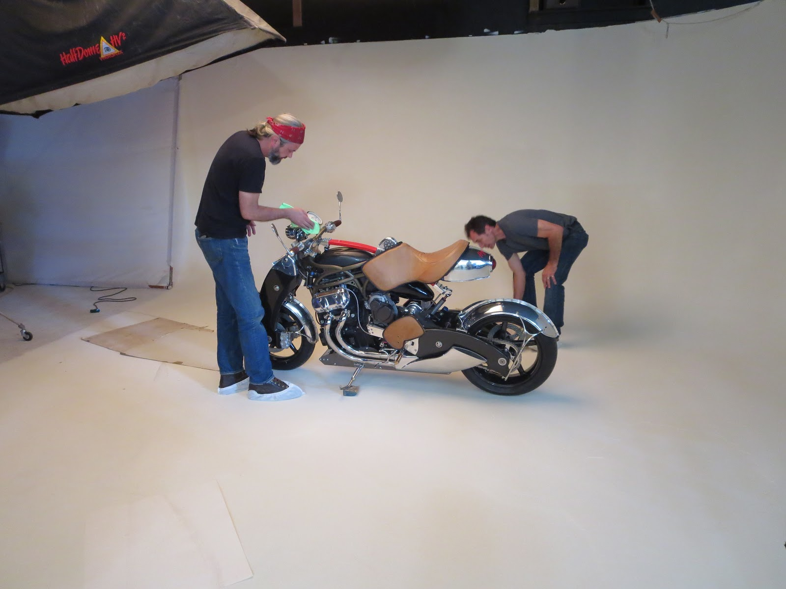Bienville Legacy Motorcycle Bondarenko Photography