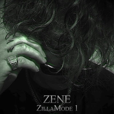 ZENE THE ZILLA - Zillamode 1 [Mini Album]