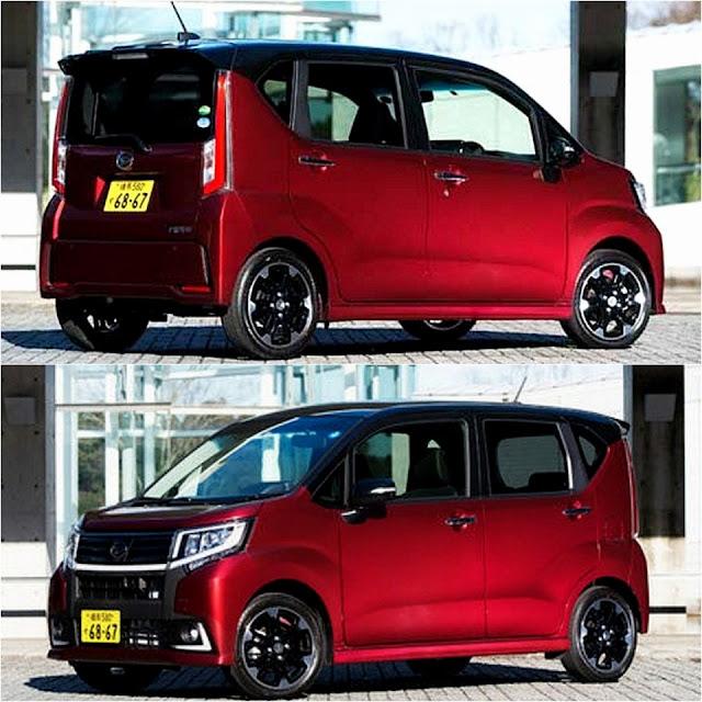Model Kereta Baru Perodua Kenari