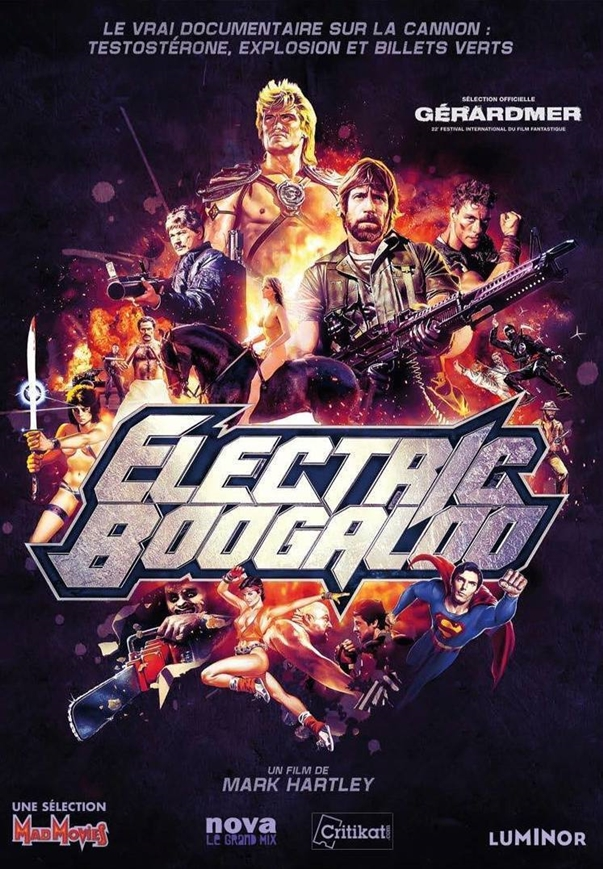 Póster: Electric Boogaloo
