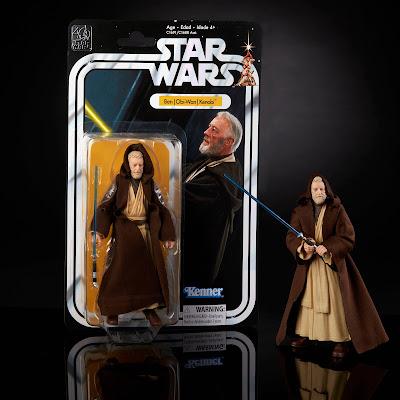 40th Anniversary Black Series Ben Kenobi