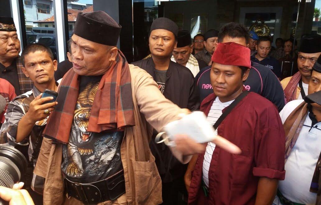 Damin Sada Sebut Pidato Jokowi Sekelas Preman Pasar
