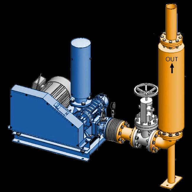 Aeration Boiler