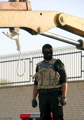Public execution, Iran