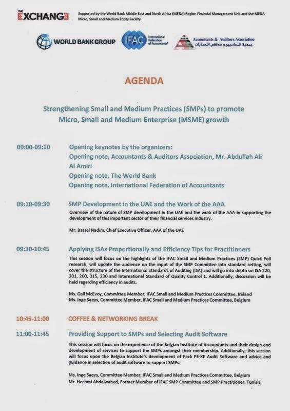 BASSEL NADIM باسل نديم Strengthening small and medium practitioners
